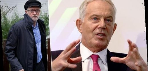 Tony Blair suggests new Brexit referendum on the SAME DAY as election