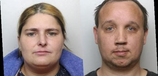 Paedophile couple are jailed for trying to meet schoolgirl