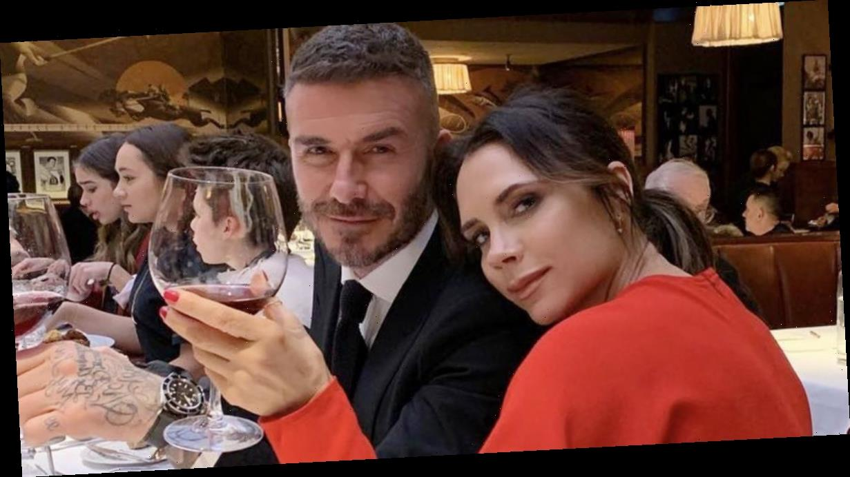 Victoria Beckham drinks red wine to keep her 'dancer's body' feeling great