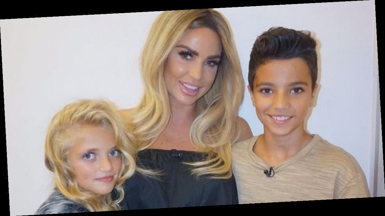 Katie Price's son Junior 'too embarrassed' to visit her 'mucky' mansion