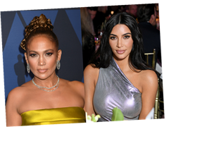 Kim Kardashian's Hint About Acting With Jennifer Lopez Will Get You Hype