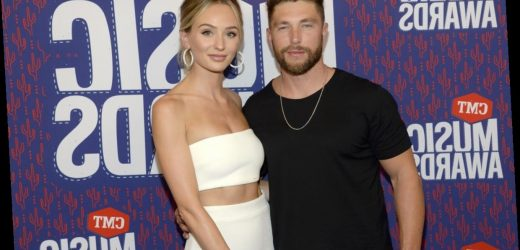 'Bachelor' Alum Lauren Bushnell & Chris Lane Got Married In Their Hometown