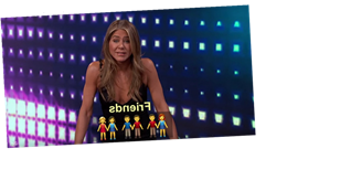 """Watch Jennifer Aniston Learn How to Use Emojis While """"Baking Content"""" For Instagram"""