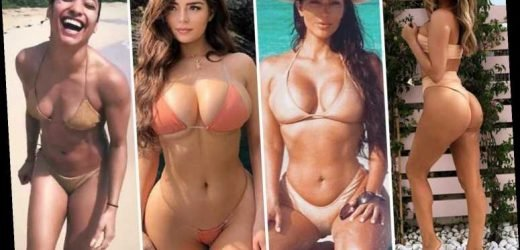 'Naked' bikinis are the latest bonkers swimwear trend to sweep Instagram and you'll have to be very brave to wear one – The Sun