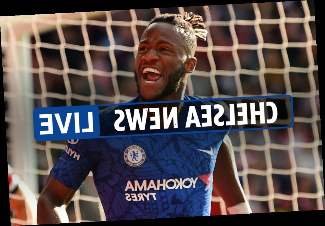 5.15pm Chelsea news LIVE: Mount and Abraham compared with Liverpool trio, Cech joins ice hockey side, Abraham warns racists – The Sun