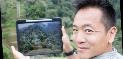National Geographic explorer Albert Lin exclusive: Lost Cities and the wonders of rereading history's layers