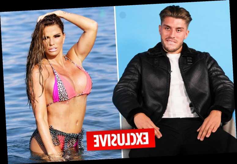 Katie Price's boob job stitches burst in bed during 'disappointing' romp claims ex boyfriend Charles Drury – The Sun