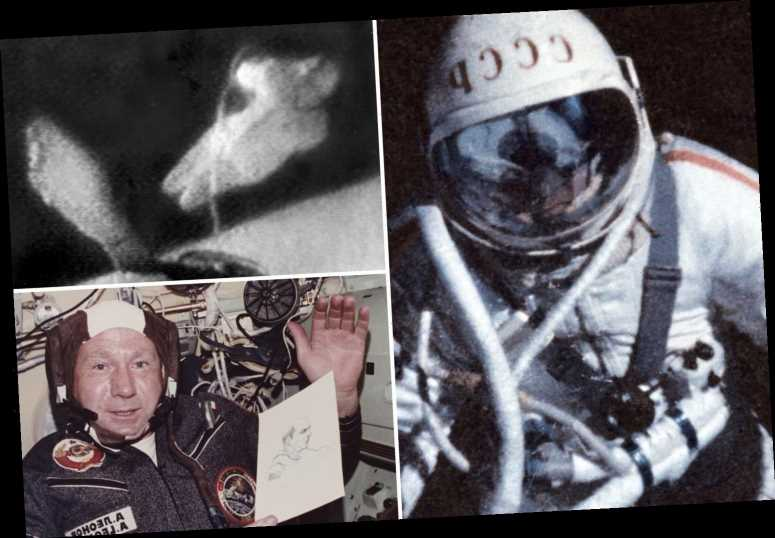 Alexei Leonov dead at 85 – First man to walk in space passes away in Moscow hospital 54 years after iconic spacewalk