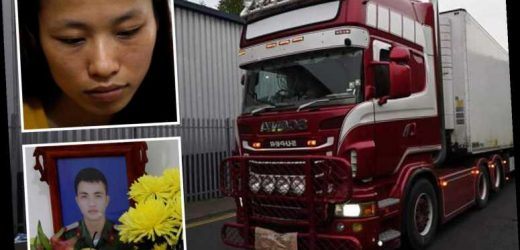 Wife's tears for husband 'dead in Essex lorry' after paying £11k to find work in UK – The Sun