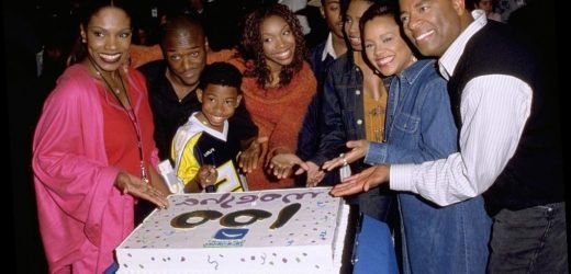 Brandy Did Not Get Along With This 'Moesha' Co-Star
