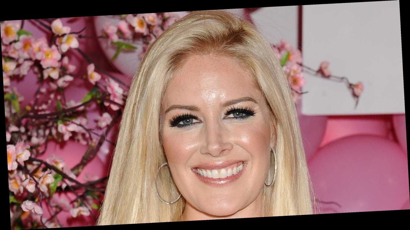 Heidi Montag Keeps This Face Mist in Her Bag at All Times