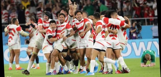 Japan vs Samoa FREE: Live stream, kick-off time, TV channel and team news for Rugby World Cup clash – The Sun