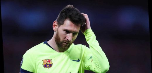 Messi could potentially be barred from UK after Brexit if Barcelona draw English team in Champions League – The Sun