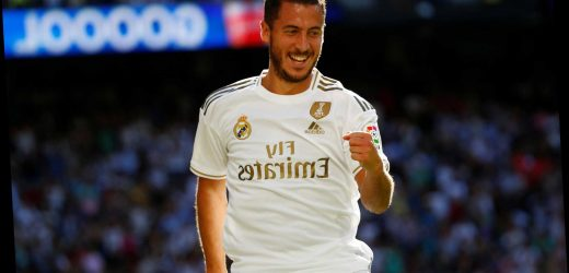 Ex-Chelsea star Hazard doesn't speak Spanish and it helps him ignore boo boys at Real Madrid – The Sun