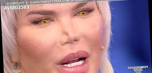 Human Ken Doll's nose is collapsing AGAIN as he finally admits surgery addiction comes at a horrifying price – The Sun