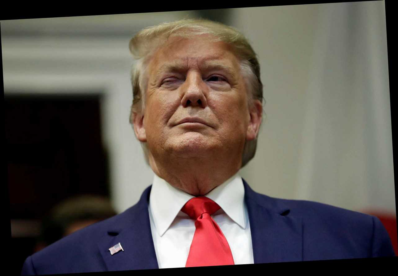 Donald Trump will QUIT before being impeached in order to 'save face' predicts ex Trump Organization executive – The Sun