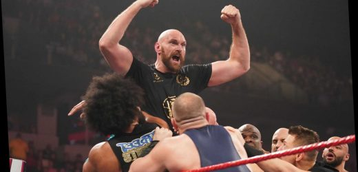 What time does WWE Crown Jewel start in the UK? TV and live stream for Tyson Fury vs Braun Strowman – The Sun