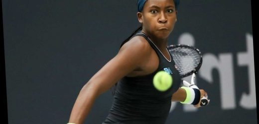Coco Gauff upsets Kiki Bertens to become youngest WTA semi-finalist since 2004 – The Sun