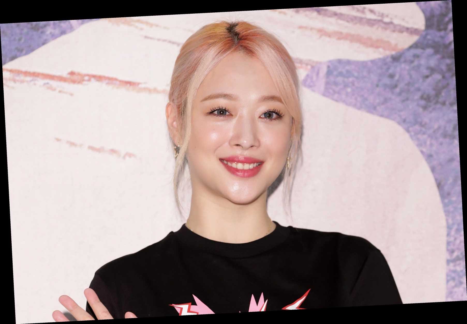 K-pop star Sulli, 25, cause of death feared to be suicide say cops after former F(x) star was trolled for accidentally showing boobs on Instagram – The Sun