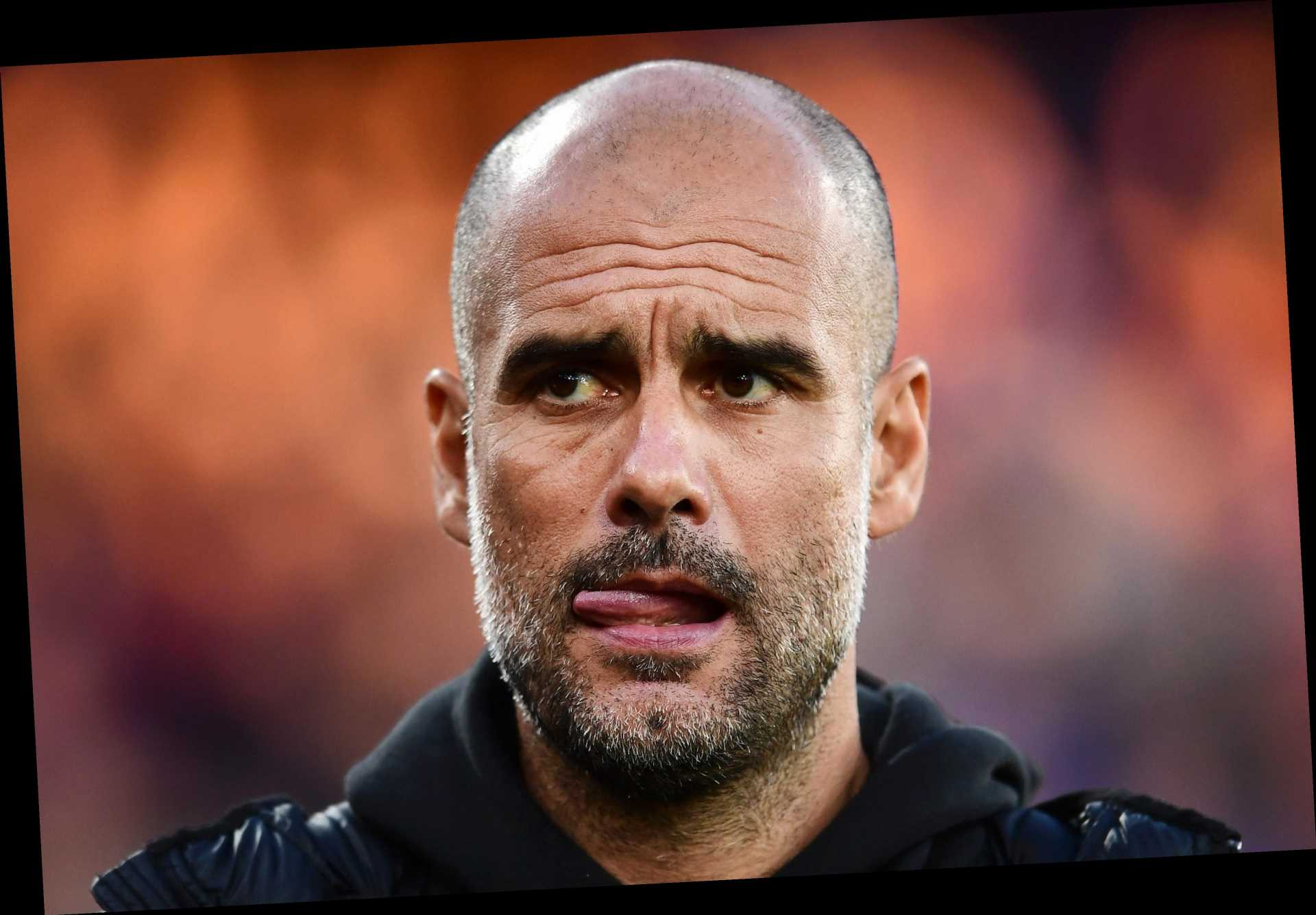 Pep Guardiola not included in five-man shortlist for Coach of the Year… despite leading Man City to historic TREBLE – The Sun