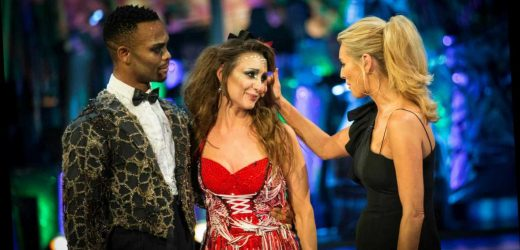 Who left Strictly last night, who was in the dance off and which couple topped the leaderboard?