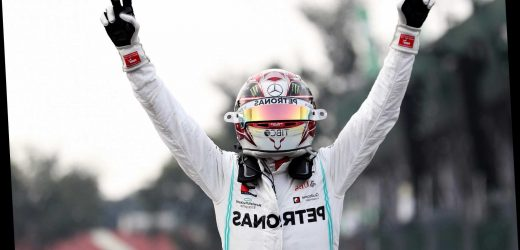 F1 Mexican Grand Prix LIVE RESULTS: Lewis Hamilton WINS – but will have to wait for the Championship – The Sun