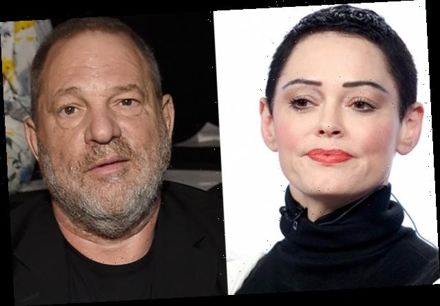 Rose McGowan Files Racketeering Lawsuit Against Harvey Weinstein