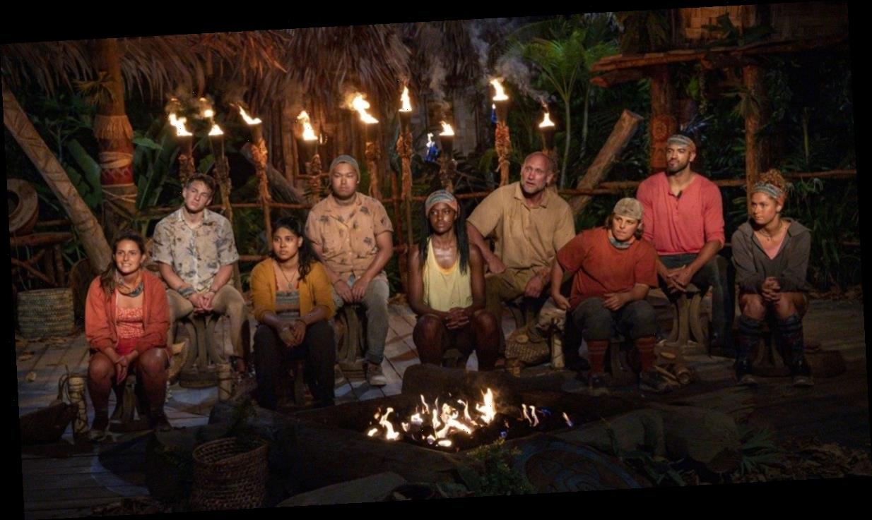 Who was voted off Survivor last night? Hashtag blindside
