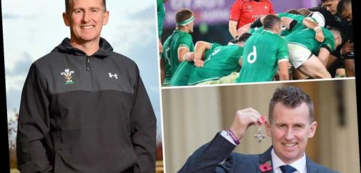 England vs New Zealand Rugby World Cup ref Nigel Owens bravely came out as gay, fought bulimia and overcame suicide – The Sun