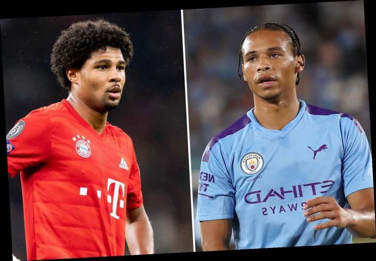 Bayern Munich still planning on Leroy Sane transfer raid from Man City in January despite Serge Gnabry's Spurs' heroics – The Sun