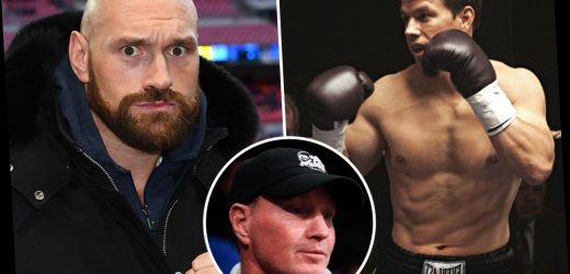Tyson Fury drafts in boxing legend Micky Ward to help him prepare for Deontay Wilder rematch – The Sun