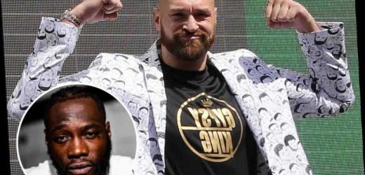 Tyson Fury vs Deontay Wilder rematch could take place in Saudi Arabia, claims Gypsy King ahead of WWE Crown Jewel – The Sun