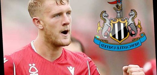 Newcastle want Forest defender Joe Worrall as cheap option to bolster Bruce's leaky defence – The Sun