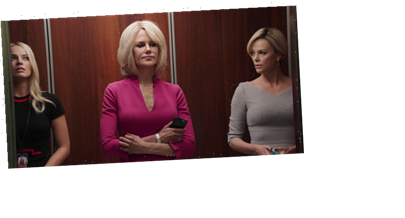 'Bombshell' Trailer: Watch Nicole Kidman, Margot Robbie, and Charlize Theron Play Fox Anchors