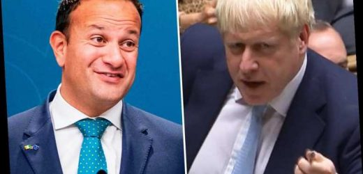 Brexit – Brussels turns on Boris Johnson in 24 hours after Ireland throws out PM's bold offer – The Sun
