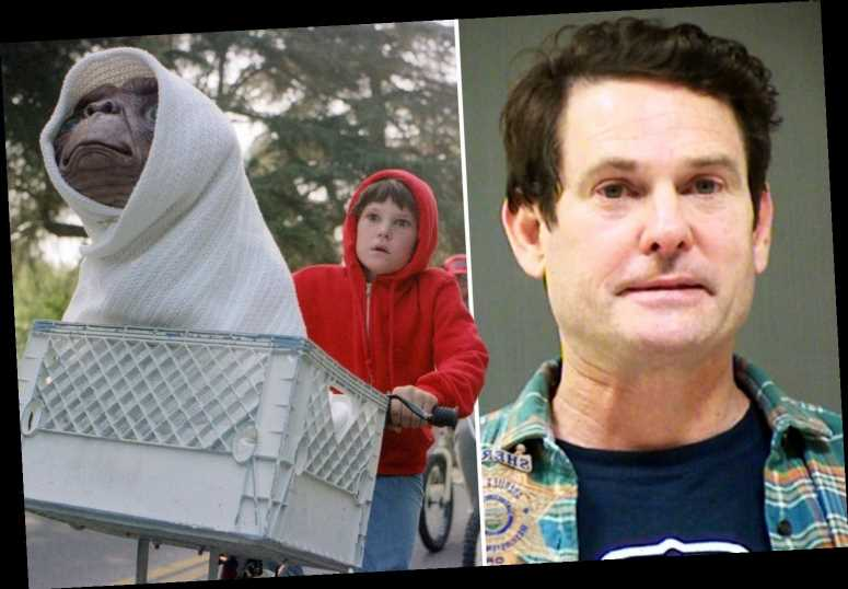 E.T.'s Elliot child star Henry Thomas arrested for drink driving after cops find him 'passed out at the wheel' – The Sun