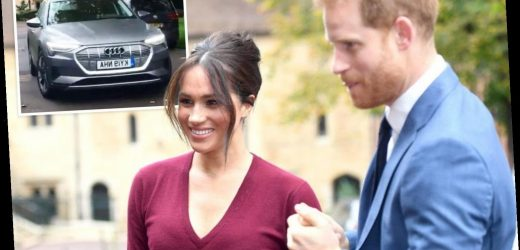 Meghan Markle and Prince Harry took an electric car to gender equality meeting after private jet hypocrisy accusations – The Sun