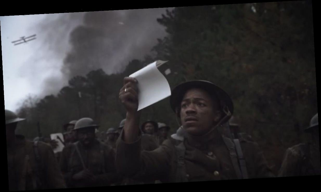Watchmen on HBO: Did the Germans really drop leaflets in World War I?