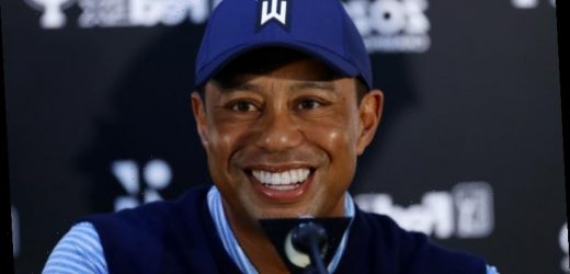 Woods 'on schedule' for Presidents Cup berth