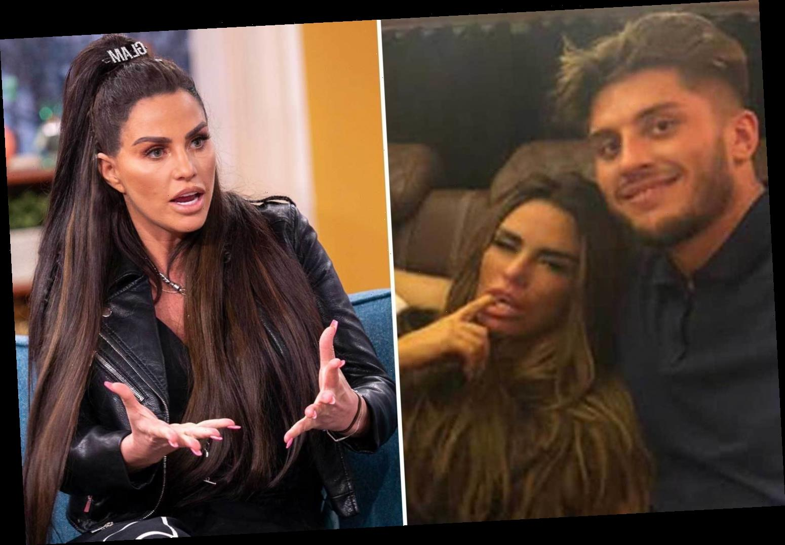 Katie Price's ex toyboy Charles Drury prepares to tell all and leak her secrets on their wild fling – The Sun
