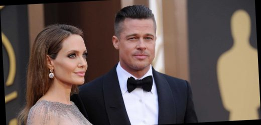 Apparently Brad Pitt and Angelina Jolie Haven't Finalized Their Divorce Because They Can't Decide What to Do With Their Castle