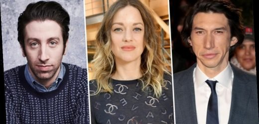 Simon Helberg Joins Adam Driver & Marion Cotillard In Leos Carax's Amazon Musical 'Annette'; France Deal Inked As Cameras Roll