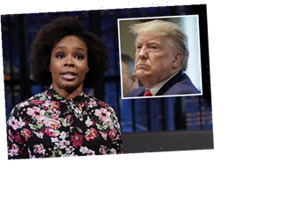 Trump's 'Lynching' Comparison Proves He 'Values Black People So Little,' Says Late Night's Amber Ruffin — Watch