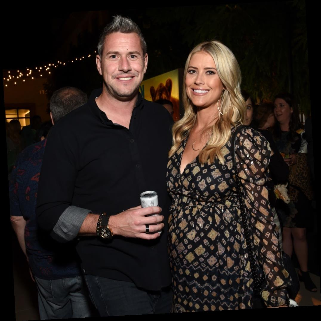 Christina Anstead Opens Up About Mom Struggles, Says Hudson Is a 'Tough Baby'
