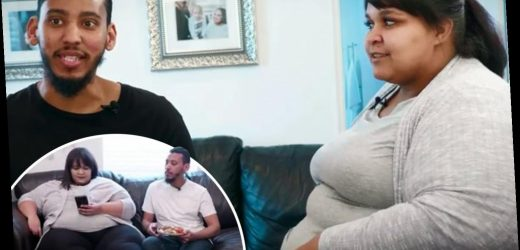 Plus-sized woman says she's sick of having to prove her husband doesn't have a fat fetish – The Sun