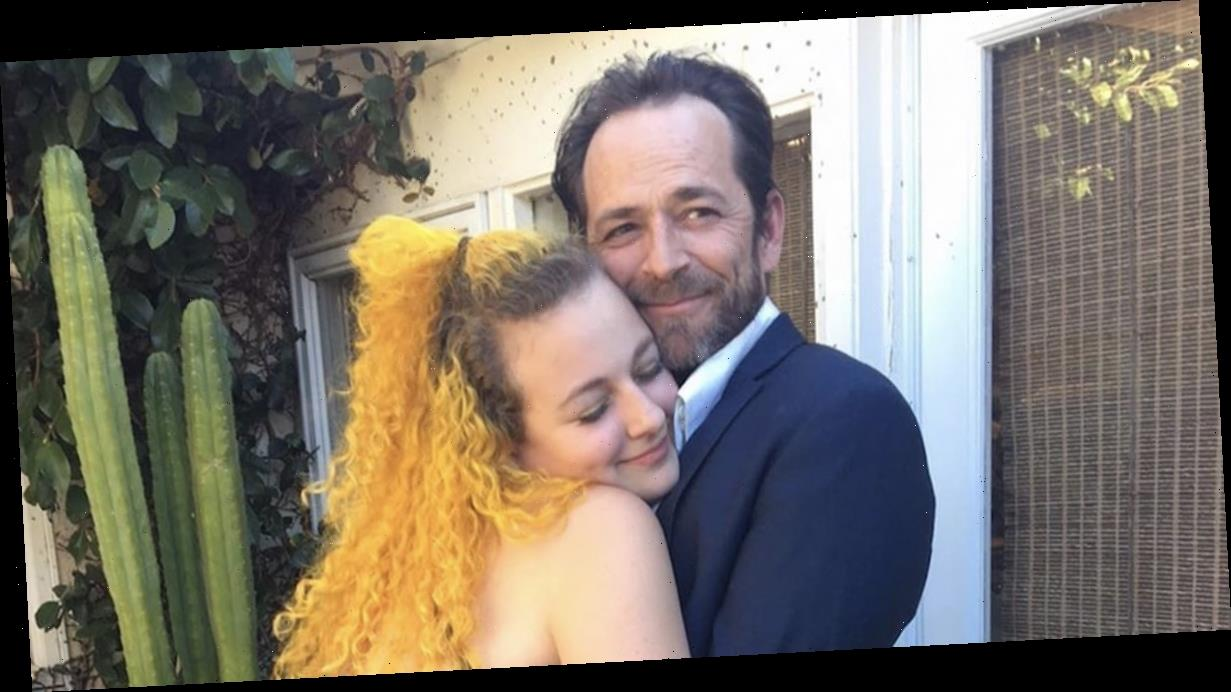 Luke Perry's Children Share Heartfelt Tributes on What Would Have Been His 53rd Birthday
