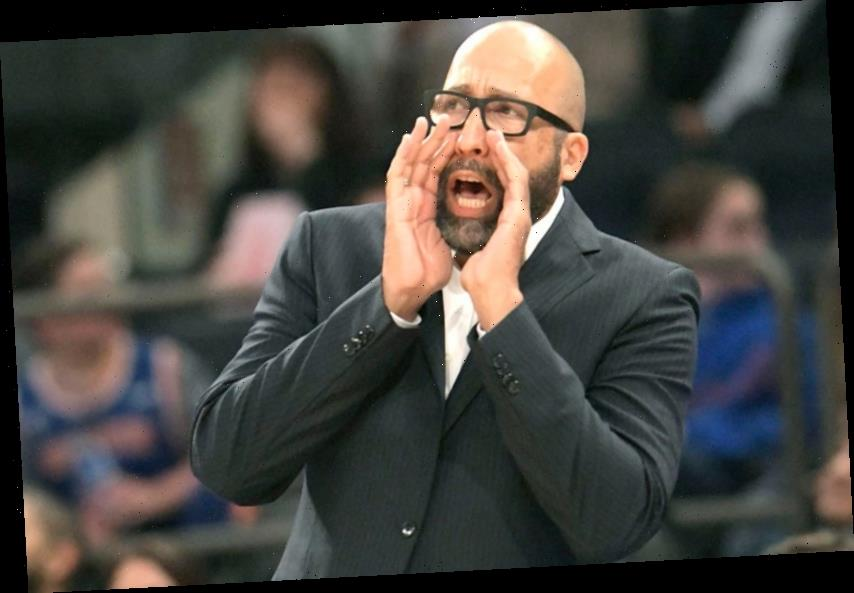 The seat is getting hot for Knicks' David Fizdale