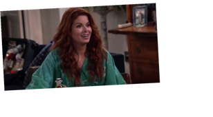 The Father Of Grace's Baby On 'Will & Grace' Could End Up Being Will