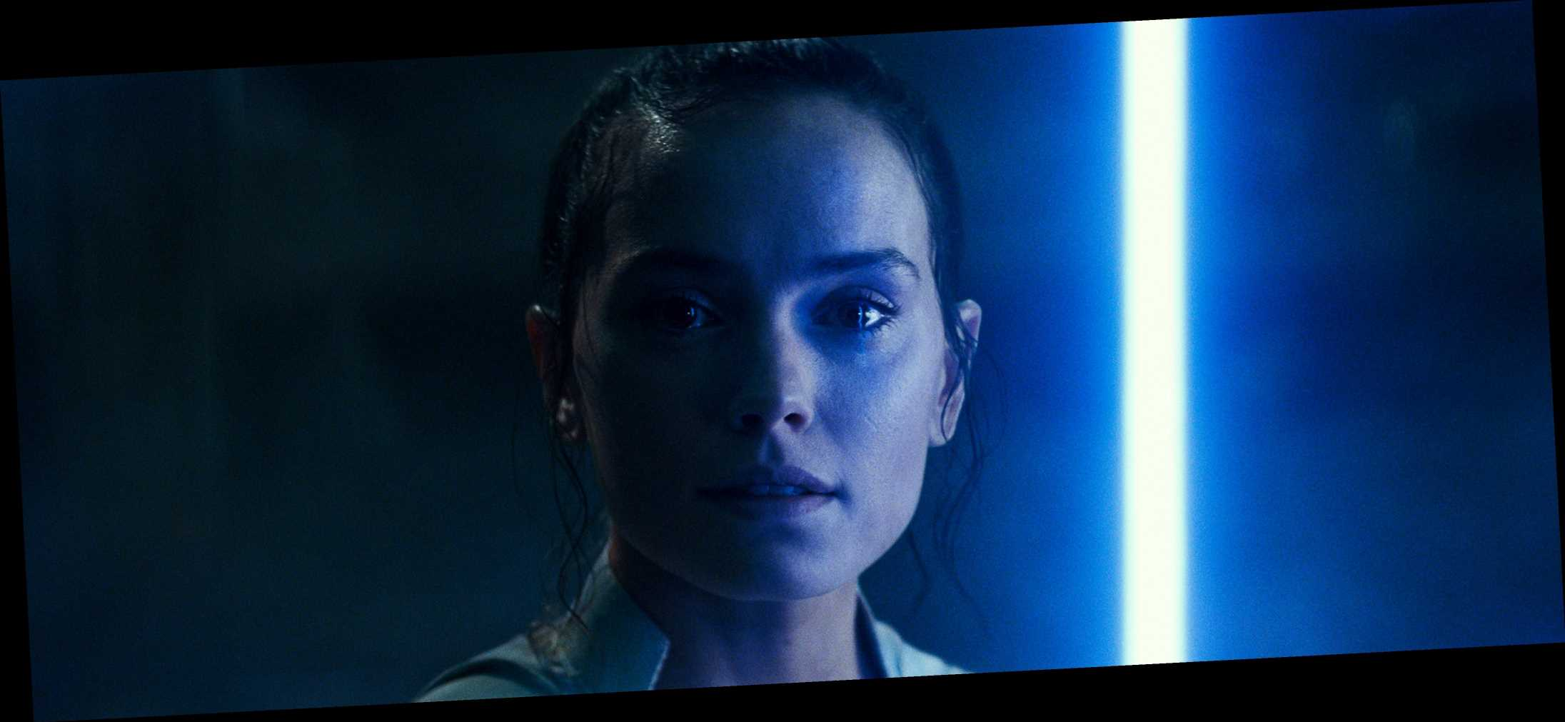 Rey Prepares for an Explosive Battle in the Final Trailer for Star Wars: The Rise of Skywalker