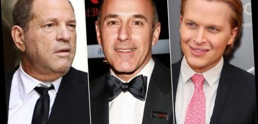 Harvey Weinstein tried to use Matt Lauer dirt to kill Ronan Farrow's exposé